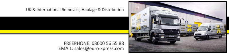 Removals quote